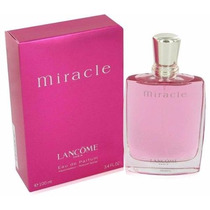 Perfume Miracle De Lancome 100ml. Para Damas Original