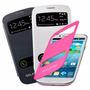 Flip Cover S-view Para Samsung Galaxy S3 Mini Factua A Y B