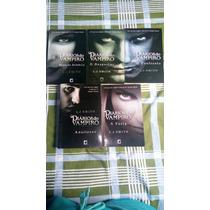 Coleção Diarios De Um Vampiro-5 Livros E Ganhe +1 Por R$ 65