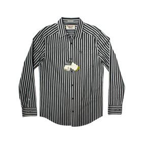 Camisa A Rayas Penguin By Munsingwear Slim Fit Importada