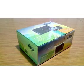 Camara Digital Noblex Nbx-808 Con Cargador Portatil