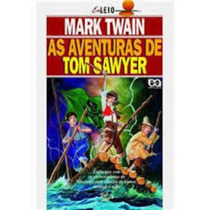 Livro As Aventuras De Tom Sawyer - Col. Eu Leio Mark Twain