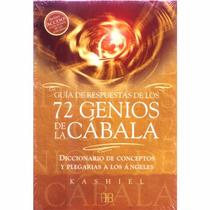 72 Genios De La Cábala Libro De Respuestas