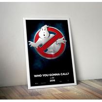Posters Ghostbusters Caza Fantasmas 70x100cm