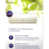 Aire Acondicionado 3000 Frio Calor Bgh Pro R410 Consumo A