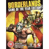Borderlands: Goty Edition Original Pc - Entrega 10 Minutos