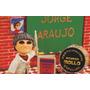 Libro De Bateria De Jorge Araujo Clase Abierta Dvd