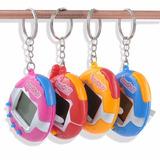 Tamagotchi Llavero Juguete 49 Mascotas Virtuales Color Surti