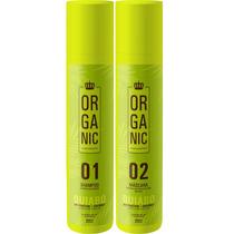 Selagem Termica De Quiabo + Brinde Argan De 7 Mls Liso Forte