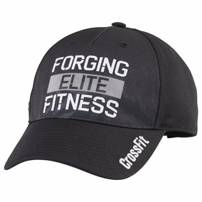 Gorra Atletica Forging Elite Fitness Ajustable Reebok Ay0507