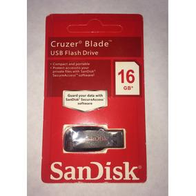 Pendrive 16 Gb Marca Sandisk Compatible Con Directv Hd