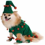 Traje De Navidad Para Mascotas