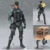 Figura Metal Gear Figma 15 Cm.