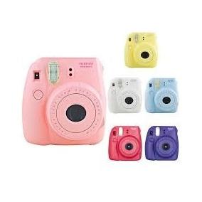 Câmera Instantânea Fujifilm Instax Mini 8 Frete Gratis
