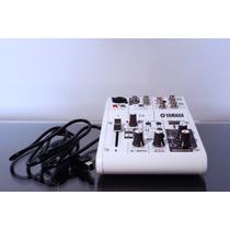 Console De Mixagem Yahama Ag03