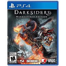 Darksiders Warmastered Edition Playstation 4, Ps4