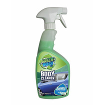 Green Wash 3 Body Cleaner Lava Auto Camioneta Moto Sin Agua