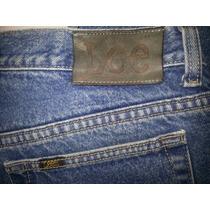 Blue Jeans Marca Lee Originales Talla 32 Para Caballeros
