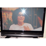Tv Plasma Panasonic 42 Viera Th42pv70lb Com Conversor Brinde