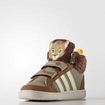 Zapatillas Adidas Leon Infantiles Importadas Usa Originales