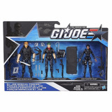 Gi Joe 50th Special Forces - Outback + Falcon - Brinquetoys