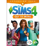 The Sims 4: Get To Work (pc & Mac) A Trabajar Sims Fisico