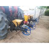 Sembradora Agricola Tractor 2 Hilos Mapirenet