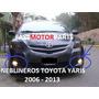 Neblineros Toyota Yaris Sedan 2006 Al 2013