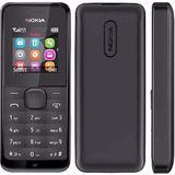 Celular Nokia 105 Original Linterna Radio Resistencia Libre