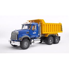 Bruder 2815 - Caminhão Basculante Mack Granite