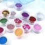 48 Colores De Uñas Herramienta De Decoración De Consejos