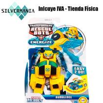 Juguete Transformer Rescue Bots Hasbro Original 33065