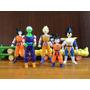 Coleccion De 5 Figuras De Dragon Ball Z Dorda Toys