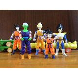 Coleccion De 5 Figuras De Dragon Ball Z Dorda Toys