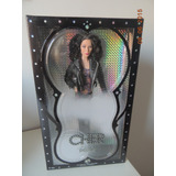 Barbie Cher By Bob Mackie - Anos 80 - Black Label - Mattel