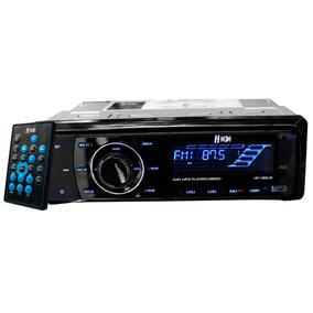 Autoestereo Hf Audio Bluetooth Mp3 Usb Aux Sd