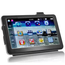 Gps 7 Pulgadas + Tv Digital Sistema Igo 8, Fact A
