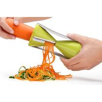 Espiralizador De Legumes Fatiador Em Espiral Chef Gourmet