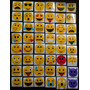 Calcomanias (stickers) Vinil- Emoticones-emojis Whatsapp