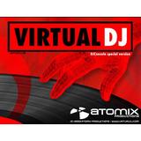 Virtual Dj Versiones 7 Y 8 Full + Samplers + Efectos + Skins