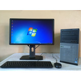 Dell Optiplex 7010 Corei5-3550 3.3ghz 8gb 500gb Led De 24