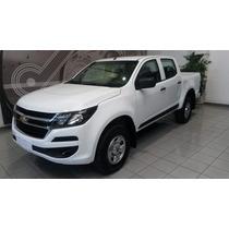 Nueva Chevrolet S10 C/d 4x2 .puesto En Calle, Contado !!ms