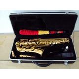 Saxofon Sky Usa Alto En Estuche Duro, El Mejor