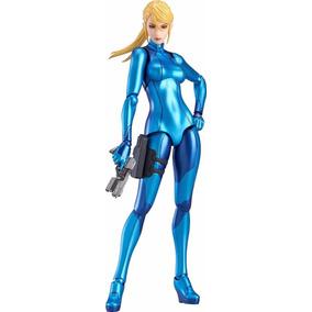 En Mano Figma Metroid Other M - Samus Aran Zero Suit