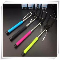 Monopod Palo De Selfie Selfie Stick Con Cable