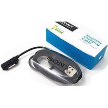 Cable De Carga Magnetico Xperia Z1 Z2 Z3 Compact Envio Grati