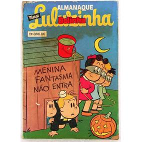Almanaque Luluzinha/bolinha - 1964 - Cruzeiro