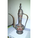 Tetera Hindu Bronce 25 Cm