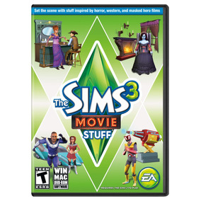 The Sims Movies Pc Midia Fisica Lacrado