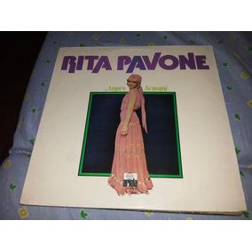 Lp Vinil Rita Pavone - Amore Scusami 1977